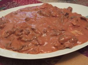 carne e funghi Crazy Elio