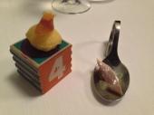 anguilla affumicata al cocco