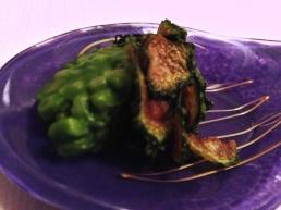 burgul e zucchine