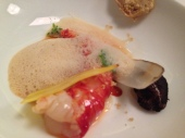 gambero rosso macaron e nocciola