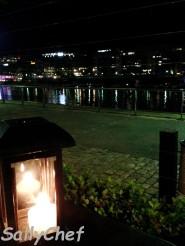 Puerto Madero, la notte
