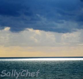 il mare di oggi